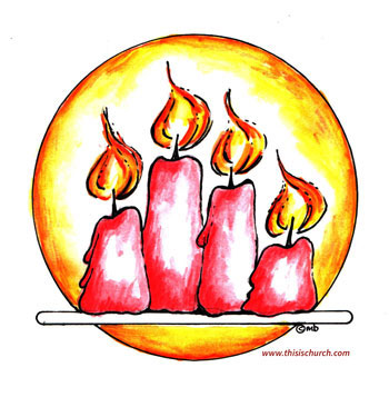Advent Candle 4