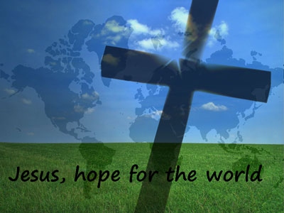 Jesu hope for the world