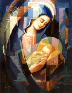 picture for mothering sunday of madonna
