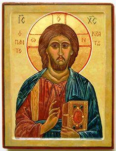 Jesus as Pantocrator - Ruler of All