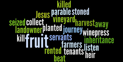 parable of vineyard